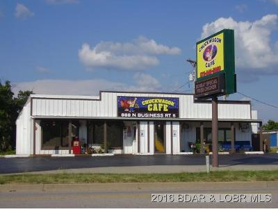 Camdenton Commercial For Sale: 888 N Business Hwy 5