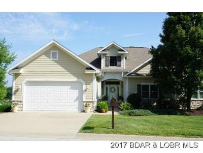 Lake Ozark Single Family Home For Sale: 447 Country Club Drive #36A