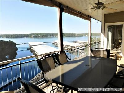 Lake Ozark Condo For Sale: 392 W. Palisades Condo Drive #2 B