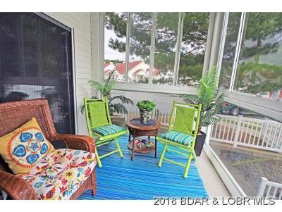 Lake Ozark Condo For Sale: 243 2a Charleston Drive #2A