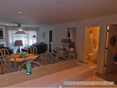 Camdenton Condo For Sale: 600 Clearwater Dr #2B