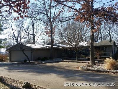 Osage Beach Single Family Home For Sale: 1569 Hawk Island Drive