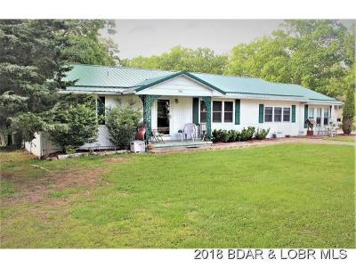Camdenton Single Family Home For Sale: 720 Lakeview Drive