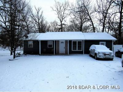 Camdenton Single Family Home For Sale: 109 Mulberry Dr