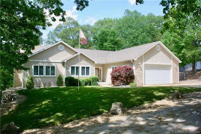 Osage Beach MO Single Family Home For Sale: $297,500