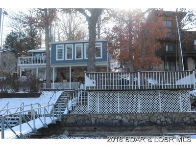 Lake Ozark MO Single Family Home For Sale: $207,500