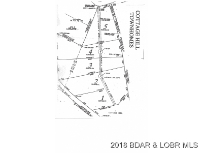 Osage Beach MO Residential Lots & Land For Sale: $15,000