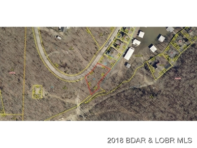 Osage Beach MO Residential Lots & Land For Sale: $39,500