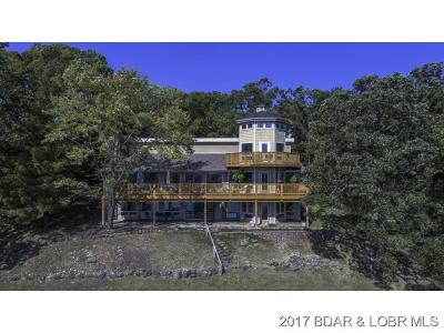 Lake Ozark MO Single Family Home For Sale: $425,000