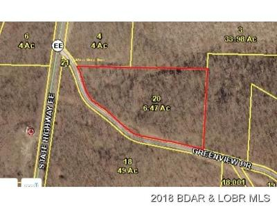 Residential Lots & Land For Sale: Greenview Drive