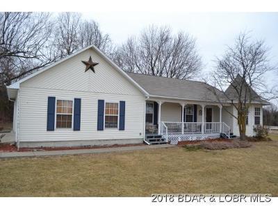 Eldon Single Family Home For Sale: 303 Hwy Cc