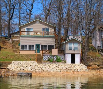 Lake Ozark MO Single Family Home For Sale: $225,000