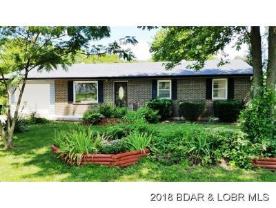 Eldon Single Family Home For Sale: 603 W. 11th St.