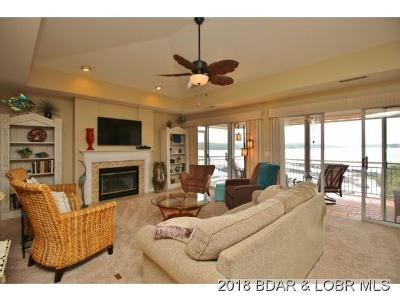 Lake Ozark Condo For Sale: 142 East Palisades Dr #4A