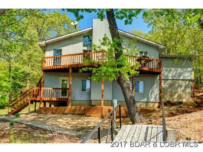 Camdenton MO Single Family Home For Sale: $274,900