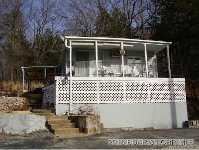 Camdenton MO Single Family Home For Sale: $129,900