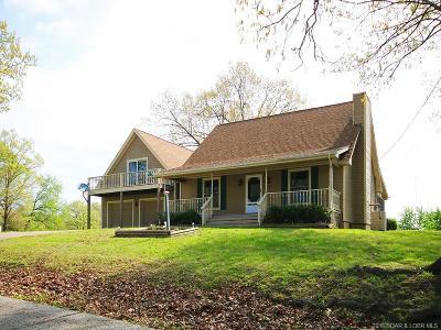 Camdenton MO Single Family Home For Sale: $199,900