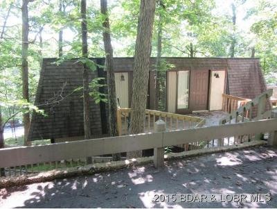 Osage Beach MO Single Family Home For Sale: $75,000