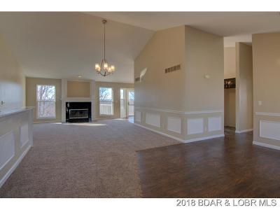 Lake Ozark MO Single Family Home For Sale: $219,900