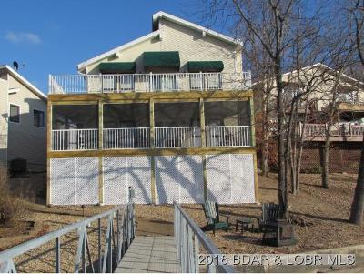 Lake Ozark MO Single Family Home For Sale: $345,000