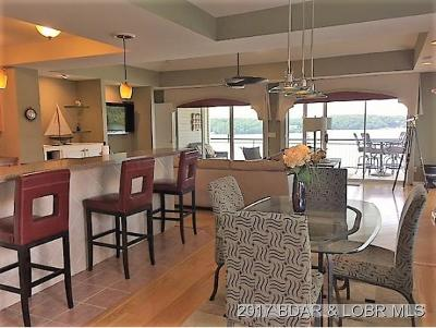 Lake Ozark Condo For Sale: 212e-4b Palisades Condo Drive #4B