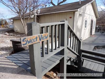 Sunrise Beach Single Family Home For Sale: 10 Sweet View
