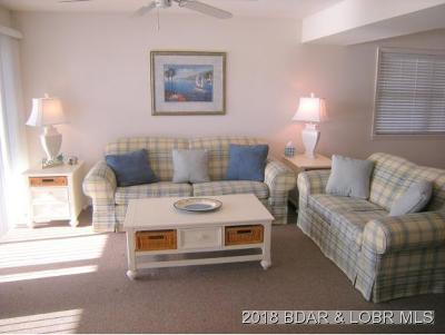 Lake Ozark Condo For Sale: 1006 W Harbour Towne Dr. #W 1006