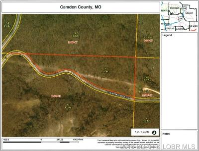 Benton County, Camden County, Cole County, Dallas County, Hickory County, Laclede County, Miller County, Moniteau County, Morgan County, Pulaski County Residential Lots & Land For Sale: Possum Ridge Road