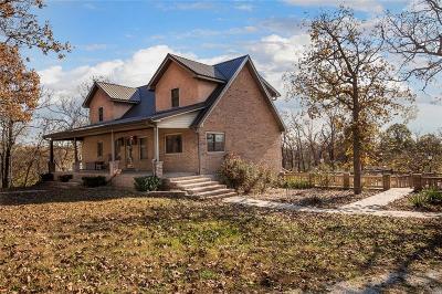 Warsaw Single Family Home For Sale: 19822 Cedar Gate Drive