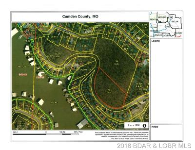 Osage Beach Residential Lots & Land For Sale: 3 Orville Road