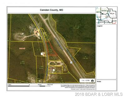 Camdenton Residential Lots & Land For Sale: Hwy 5 North