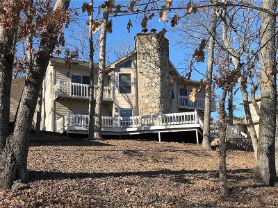 Lake Ozark Single Family Home Contingent: 140 Hillside Court