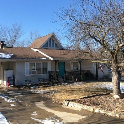 Benton County, Camden County, Cole County, Dallas County, Hickory County, Laclede County, Miller County, Moniteau County, Morgan County, Pulaski County Single Family Home For Sale: 211 Forrest Street S