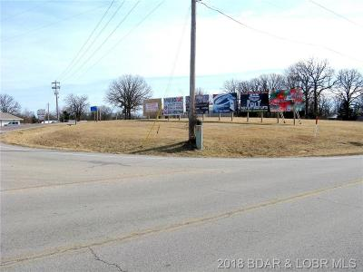 Rocky Mount Commercial For Sale: Junction Hwy Y & W