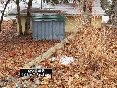 Barnett Single Family Home Contingent: 27642 Golden Point Lane