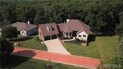 Osage Beach Single Family Home For Sale: 5785 Cobblestone Drive