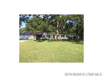 Linn Creek Single Family Home For Sale: 45 Lowell Williams