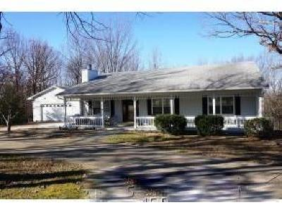 Camdenton Single Family Home For Sale: 25 Valley View