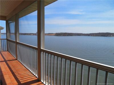 Lake Ozark Condo For Sale: 468 Regatta Bay Drive #4A