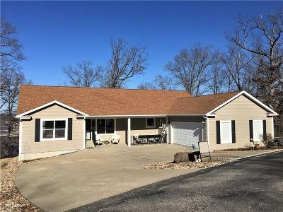 Camdenton Single Family Home For Sale: 34 Viewpoint Ct.