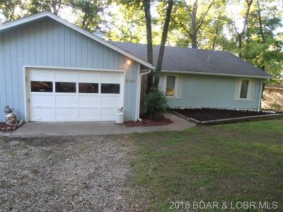 Osage Beach Single Family Home For Sale: 6081 Baydy Peak Road