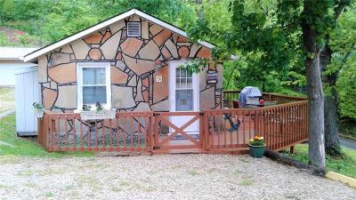 Camdenton Single Family Home Contingent: 76 Wilson Resort Road