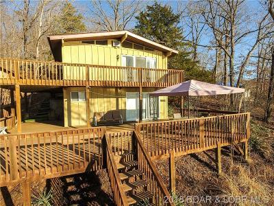Lake Ozark Single Family Home For Sale: 439 Comanche Road