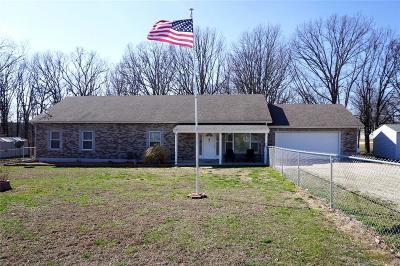 Rocky Mount Single Family Home For Sale: 26558 Jenna Lane