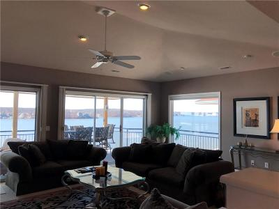 Lake Ozark Condo For Sale: 248e #4b Palisades Condominium #4B