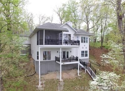 Lake Ozark Single Family Home For Sale: 446 Crown Point Drive