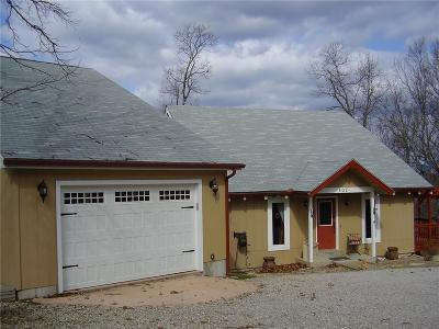 Camdenton Single Family Home For Sale: 107 View Drive