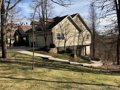 Camdenton Single Family Home For Sale: 139 N Boulder Creek Drive