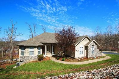 Linn Creek Single Family Home Contingent: 845 Sylvan Bay Drive