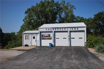 Camdenton Commercial For Sale: 55 Dawson Road